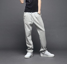 Wholesale Fashion leisure sport trousers men trousers