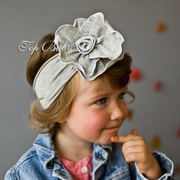 cute baby headbands headwear TOP BABY hairlace headband hair strap hair ties hair band 10pcs lot