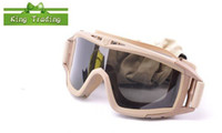 Wholesale Desertlocusts Goggles Bicycling Glasses Riding Goggles Lence glasses Green