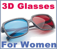 plastic 3d glasses 3d movies for sale - 2012 HOT SALE D Plastic Glasses Movie and Game for Women