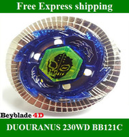 Wholesale New listing BEYBLADE D METAL FUSION TOP RAPIDITY FIGHT MASTER BB121C kiads games toys