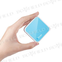 Wholesale Small Wireless Router TP LINK TL WR703N Mini External N Mbps WiFi G Mobile Broadband