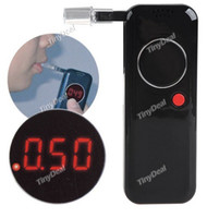 Wholesale Digital Alcohol Breath Tester Analyzer Breathalyzer