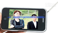 Wholesale discount quot Dual SIM WiFi TV Mobile Phone FM Java i9 G Flying F003 Cell Phone