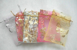 wholesale- Wedding Favor Organza Pouch Jewelry Gift Bag 7*5cm Jewelry Box ly1