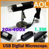 microscope usb 400x - Mini Portable USB Digital Microscope x Magnification Mega Pixel Camera Video camera