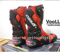Wholesale motorcycle boots SPEED BIKERS Racing Boots Motocross Boots Motorbike boots yh04