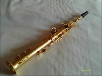 Wholesale best The furnishings flat B soprano saxophone in stock