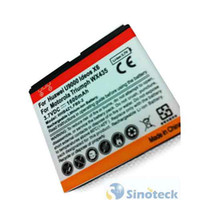 Wholesale 1600MAH extended battery for Huawei U9000 battery for Motorola Triumph WX435