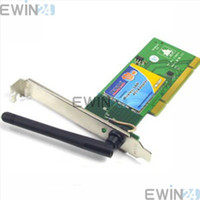 PCI wireless pci lan adapter - EDUP EP M N WIFI PCI Wireless N Network Adapter Lan Network Card with Dual Antennas