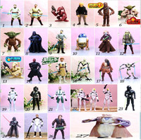 Wholesale New Style Hasbro original bulk star wars clone Star Wars movable figure mix order