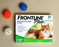 Wholesale 12 Frontline Plus of ml for cats amp kittens weeks or older