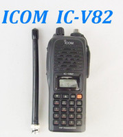 Wholesale Two way radio Icom IC V82 VHF MHZ Walkie Talkies