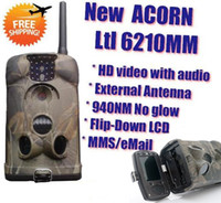 Wholesale Ltl Acorn MM External Antenna Ltl MMS MP HD Video MMS Wireless Cellular Game Trail Camera