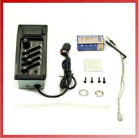 Livraison gratuite amplificateur de préampli à guitare acoustique à 4 bandes EQ 7545R Pickup