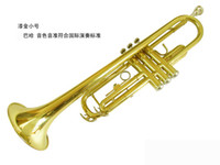 Wholesale best TR Q to drop the B flat trumpet Bach trumpets sound trumpet Monel Pistons