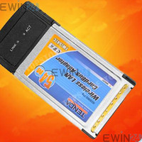 Wholesale 54M Wireless g PCMCIA Card Network Adapter Laptop