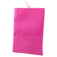 Wholesale Cheapest Mix Velvet Sleeve Pouch Case Cover for inch Tablet PC MID