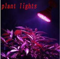 Wholesale 168 Red BLUE LED Bulb Grow Light Plant Grow Light for Plants Growing in Home Garden