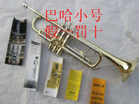 Wholesale best New Genuine limited edition Bach trumpet in B flat model TR in stock