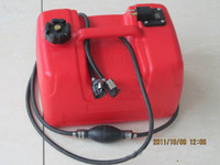 Wholesale gasoline tank for boat outboard motor fuel tank for inflatable boat engine L fuel tank