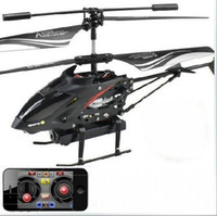 Wholesale iPhone4S ipad phone remote control aerial HD camera helicopter dandys