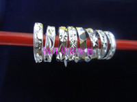 Wholesale promotion fashion silver ring Special plating rings and color retention technology no fade