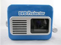 Wholesale DV TFT Panel Kids DV Most cost effective toy LED DVD projector