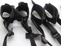 Wholesale Under the Bed Restraint System Wrist Ankle Honeymoon Bedroom Restraint Bondage Kit Belt Tie Up Adult Sex Fun XLY1070