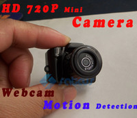 Wholesale 2012 New DV139 HD P Pixels Tiny Mini Camera with Video Audio Record Web Cam and Motion Detection