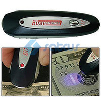 Wholesale Banknote UV Detector Christmas Gift Reseller Money Tools Satcus