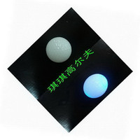 Wholesale hot sale brand New pro Golf Balls Ball golf ball Golf luminous ball