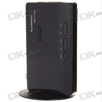 Wholesale Standalone Analog TV Tuner Box with Remote High Resolution px View TV on LCD without PC