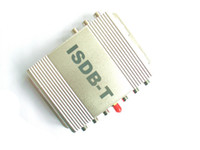 Wholesale ISDB T car TV receiver Car digital Set top box car TV turner ISDB T510B AV IN for South America