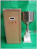 Wholesale Fedex DHL Manual liquid Filling Machine ml adjustable Manual paste filling machine Oil filling machine