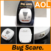 Wholesale Smart Bug Scare Ultrasonic Electrical Mouse Rat Pest Repeller Hour Protection
