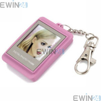 Wholesale Pink inch LCD MB Digital Photo Frame Album Picture Viewer Keychain