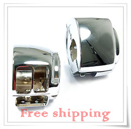 Wholesale Switch Housings for Harley Dyna Softail Sportster V Rod