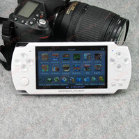 Wholesale 4GB inch LCD PSP Game MP3 MP4 MP5 PMP Digital Player Camera
