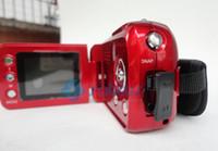 Wholesale 2pcs inch LCD Digital Video Camera Camcorder P X Zoom with LED Flash Light Mini DV139