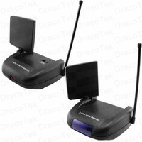 Wholesale 2 GHz Wireless Audio Video AV transmitter IR Remote Transmission