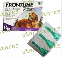 Wholesale FRONTLINE PLUS FOR DOGS of ml Dog Flea and Tick Remedies D04