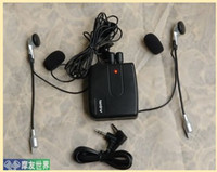 Wholesale Universal Motorcycle Helmet Intercom Way Headset Mic