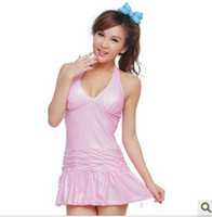 Swimdress   2012 new light fabric dress style split triangular self-cultivation was thin swimwear