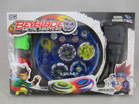 Wholesale Newest Beyblades Metal master super battle super assembly set kid toys