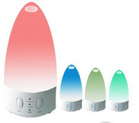 Wholesale Air Humidifier High Quality Color changing Ultrasonic Air Humidifier and Aroma Diffuser