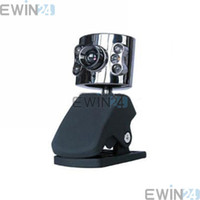 Wholesale USB M LED Webcam Camera Video PC Laptop Mic New Good Quality