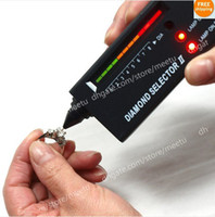Wholesale Diamond Gemstone Tester Selector II Gems Tool LED Indicator Jewel Jewelry Tool