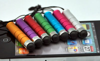 1000pcs High sensitive screen bullet touch pen stylus pen wi...