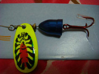 antique bass lures - 2012 Blue lures fishing spinner baits fishing tackle antique fishing lures bass baits